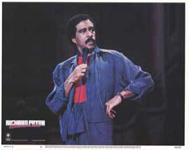 Richard Pryor Here and Now - 11 x 14 Movie Poster - Style B