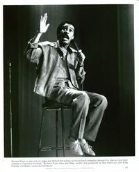 Richard Pryor Here and Now - 8 x 10 B&W Photo #1