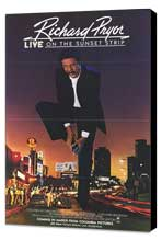 Richard Pryor Live on Sunset Strip - 27 x 40 Movie Poster - Style A - Museum Wrapped Canvas
