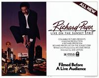 Richard Pryor Live on Sunset Strip - 11 x 14 Movie Poster - Style A