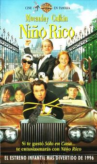 Richie Rich - 11 x 17 Movie Poster - Spanish Style A