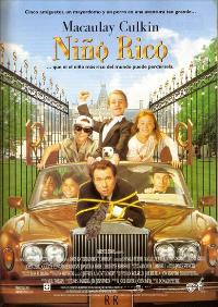 Richie Rich - 11 x 17 Movie Poster - Spanish Style B
