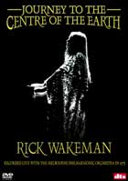 Rick Wakeman in Concert: Journey to the Centre of the Earth - 11 x 17 Movie Poster - Style A