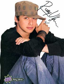 Ricky Ullman - 11 x 17 Movie Poster - Style A