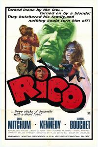 Rico - 27 x 40 Movie Poster - Style A