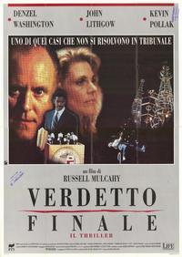 Ricochet - 11 x 17 Movie Poster - Italian Style A