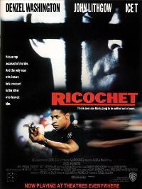 Ricochet - 11 x 17 Movie Poster - Style B