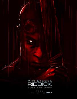 Riddick - 11 x 17 Movie Poster - Style A