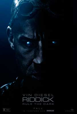 Riddick - 11 x 17 Movie Poster - Style C