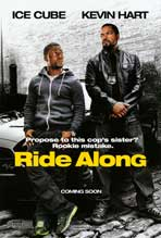 Ride Along - DS 1 Sheet Movie Poster - Style A
