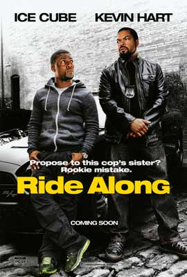 Ride Along - 11 x 17 Movie Poster - Style A