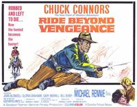 Ride Beyond Vengeance - 11 x 14 Movie Poster - Style A