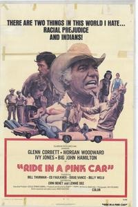 Ride in a Pink Car - 27 x 40 Movie Poster - Style A