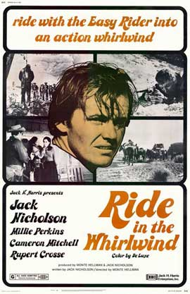 Ride in the Whirlwind - 11 x 17 Movie Poster - Style A