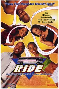 Ride - 11 x 17 Movie Poster - Style A