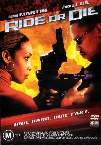 Ride or Die - 27 x 40 Movie Poster - Style A