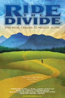Ride the Divide - 11 x 17 Movie Poster - Style A