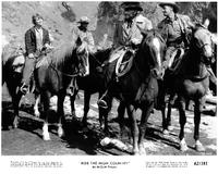 Ride the High Country - 8 x 10 B&W Photo #1
