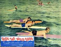 Ride the Wild Surf - 11 x 14 Movie Poster - Style C