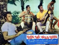 Ride the Wild Surf - 11 x 14 Movie Poster - Style D