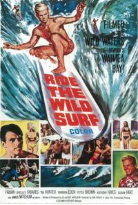 Ride the Wild Surf - 27 x 40 Movie Poster - Style B