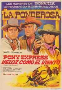 Ride the Wind - 27 x 40 Movie Poster - Spanish Style A
