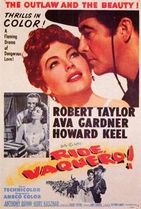 Ride, Vaquero - 27 x 40 Movie Poster - Style A