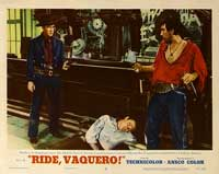 Ride, Vaquero! - 11 x 14 Movie Poster - Style A