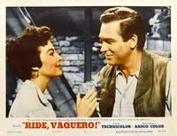 Ride, Vaquero! - 11 x 14 Movie Poster - Style F