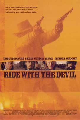 Ride with the Devil - 11 x 17 Movie Poster - Style A