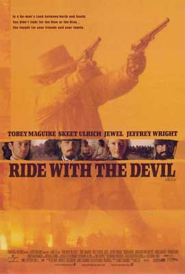 Ride with the Devil - 27 x 40 Movie Poster - Style A