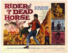 Rider on a Dead Horse - 27 x 40 Movie Poster - Style A
