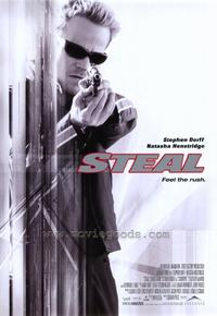 Steal - 27 x 40 Movie Poster - Style A