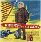Riders to the Stars - 30 x 30 Movie Poster - Style A