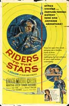 Riders to the Stars - 27 x 40 Movie Poster - Style A