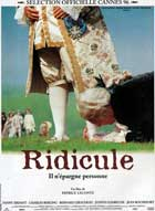 Ridicule - 11 x 17 Movie Poster - French Style A