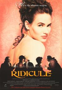 Ridicule - 43 x 62 Movie Poster - Bus Shelter Style A