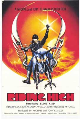 Riding High - 11 x 17 Movie Poster - Style A
