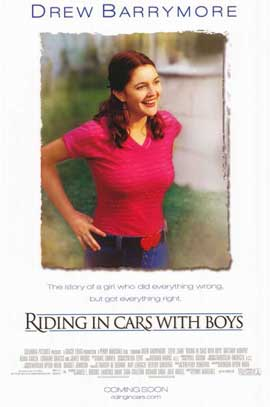 Riding in Cars with Boys - 11 x 17 Movie Poster - Style A