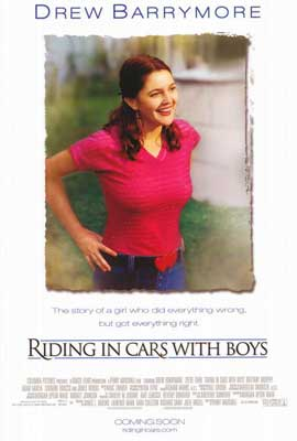 Riding in Cars with Boys - 27 x 40 Movie Poster - Style A