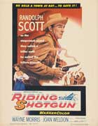 Riding Shotgun - 11 x 17 Movie Poster - Style B