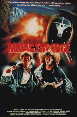 Riding the Edge - 11 x 17 Movie Poster - Style A