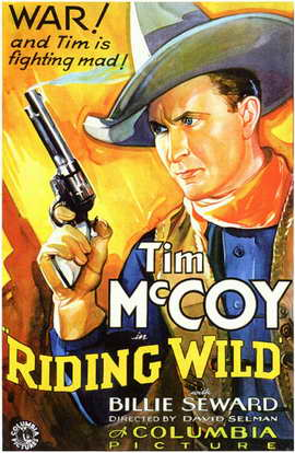 Riding Wild - 11 x 17 Movie Poster - Style A