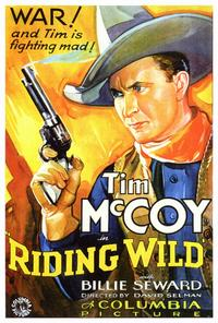 Riding Wild - 27 x 40 Movie Poster - Style A
