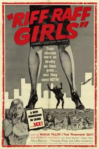 Riff Raff Girls - 11 x 17 Movie Poster - Style A