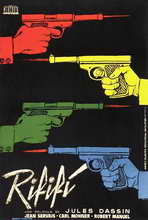 Rififi - 27 x 40 Movie Poster - French Style B