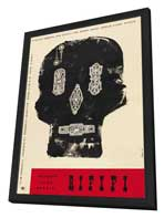 Rififi - 27 x 40 Movie Poster - Polish Style A - in Deluxe Wood Frame