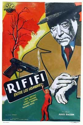 Rififi - 27 x 40 Movie Poster - Australian Style A