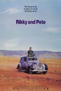 Rikky and Pete - 11 x 17 Movie Poster - Style A