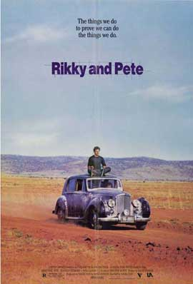 Rikky and Pete - 27 x 40 Movie Poster - Style A